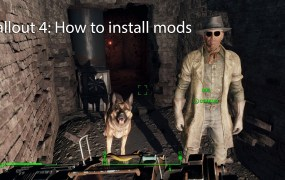 Fallout 4 mods can help you make some big and small changes to the open-world game.