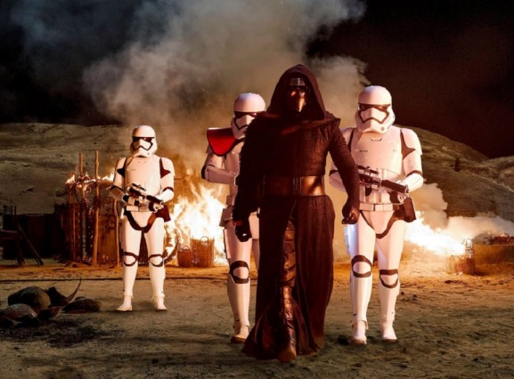 EA is making games based on Star Wars: The Force Awakens and other Star Wars stories.
