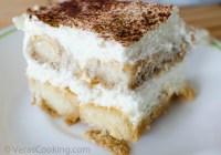 Tiramisu/ Italian cake/ Vera's Cooking/ Verascooking.com/