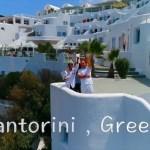 【Santorini,Greece×Phantom4ProHD】サントリーニ島ドローン空撮