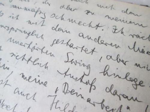 Das Swing-Tagebuch des Bruno W. / Lesung & HÖRBUCH