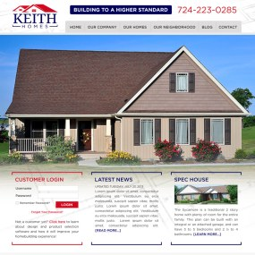 Keith Homes
