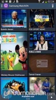 GALAXY Mega Screenshots 5