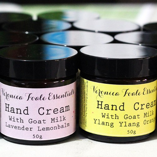 Veronica Foale Essentials Goat Milk Hand Creams