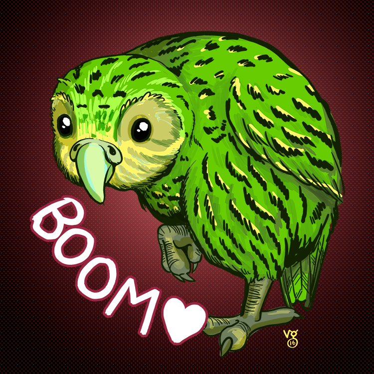 kakapoBOOM