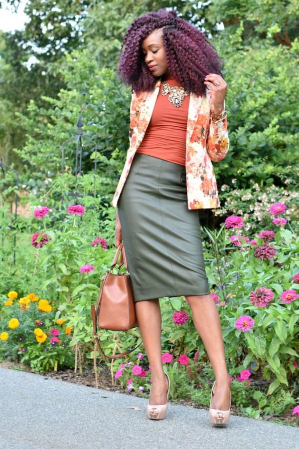 floral-blazer-leather-skirt-3