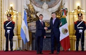 Acuerdan Mexico y Argentina