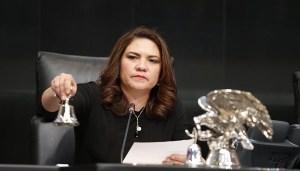 Senadora Rosa Adriana Diaz