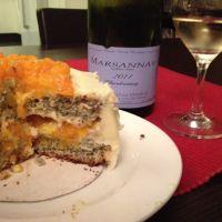 Gâteaux Clémentines et Pavot
