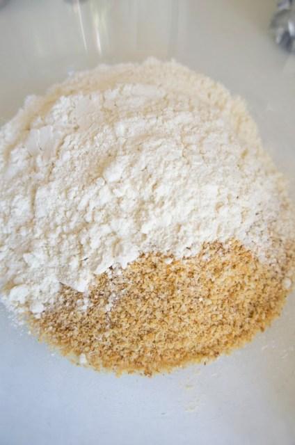préparation Biscuits piment d'espelette et chocolat noir