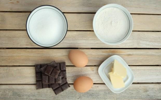 brownie waffles ingrédients