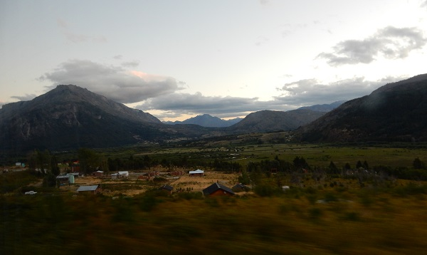 Onderweg naar Puerto Madryn
