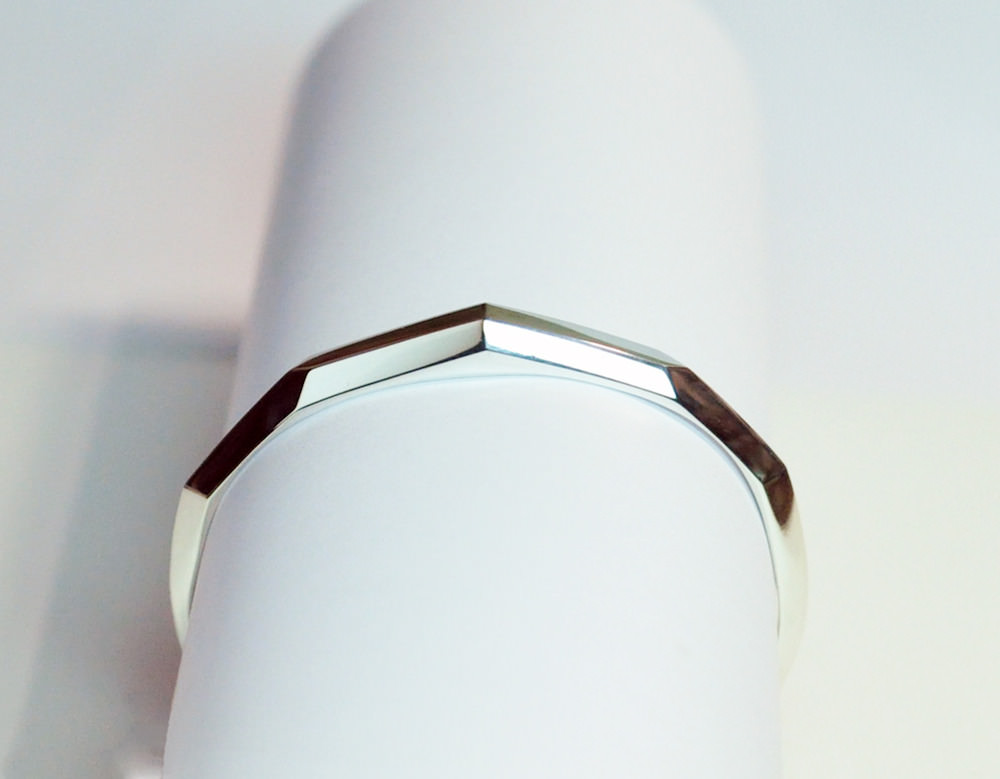 bracelet-bracelet-jonc-facettes cadeau saint valentin femme