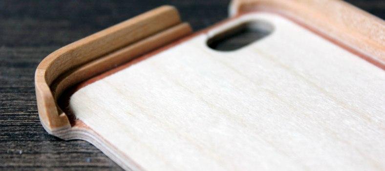 coque bois de cerf iphone 5 construction bois