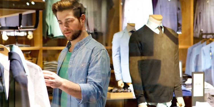 acheter vêtements pas cher homme