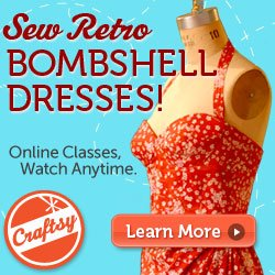 Sew Retro Bombshell Dresses!
