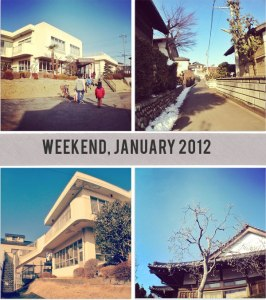 Weekend, January