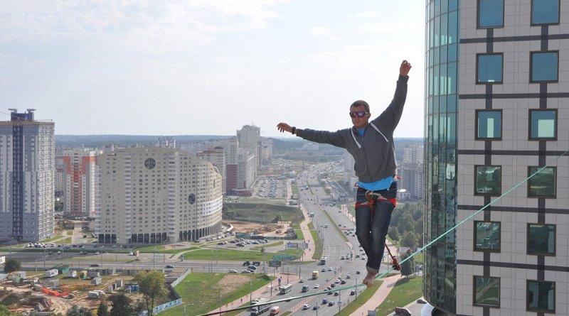 Станислав Панюта: «Установить рекорд мешал сильный ветер»