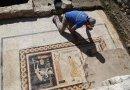 «Веселись, насолоджуйся життям»: археологи знайшли незвичайну мозаїку