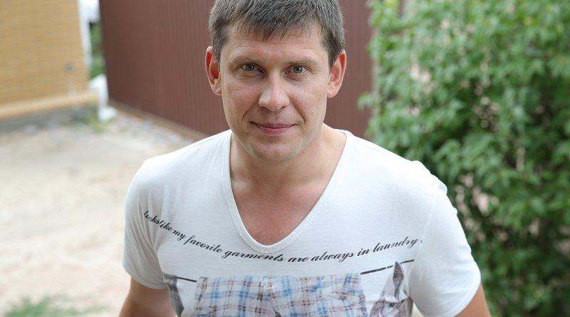 Алексей Тритенко: «В Днепре впервые выступил на сцене театра»
