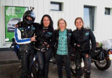 «STEEL AND SILK»: «Мотоцикл — это свобода»