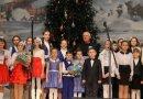 У Павлограді нагородили талановитих колядників