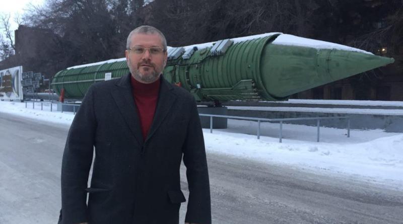 Александр Вилкул_ракетостроители