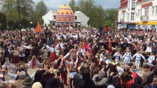 рекорд Украины_Коломыя