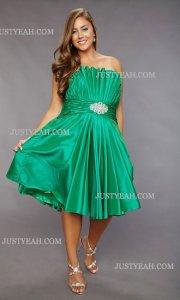 vestidos de fiesta para gorditas verde (5)