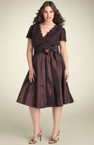 vestidos de fiesta para gorditas bajitas (1)