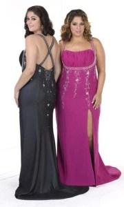 vestidos de fiesta para gorditas largos (13)