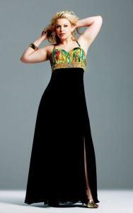 vestidos de fiesta para gorditas varios (5)