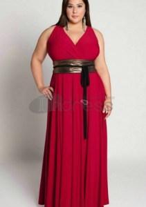 cómo reutilizar vestidos de fiesta para gorditas (13)