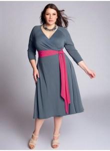 cómo reutilizar vestidos de fiesta para gorditas (4)