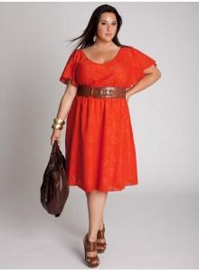 cómo reutilizar vestidos de fiesta para gorditas (9)