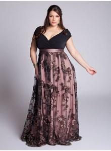 detalles de vestidos de fiesta para gorditas (2)