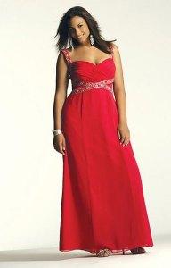 vestidos de fiesta para gorditas con corset (12)