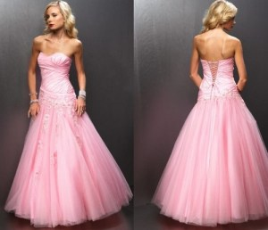 vestidos de fiesta para gorditas con corset (6)
