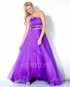 vestidos de fiesta de 15 para gorditas (1)