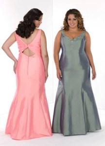 Fotos de vestidos de fiesta para gorditas (2)