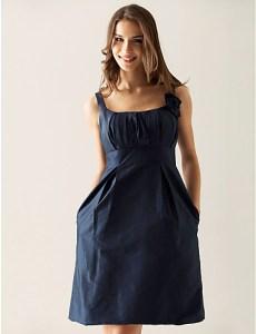 Vestidos de fiesta a la rodilla para gorditas (5)