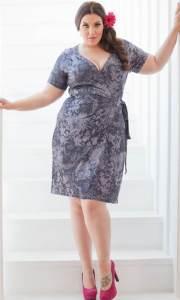Vestidos informales para gorditas (11)