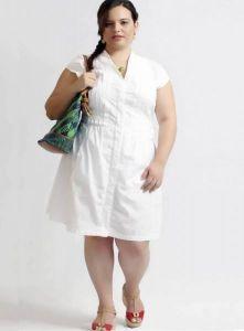 Vestidos informales para gorditas (12)