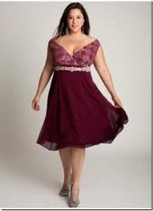 Alquiler de vestidos de fiesta para gorditas (2)