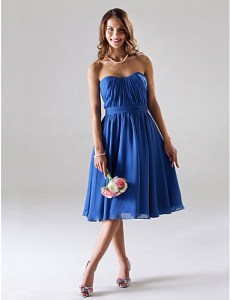 Hermosos vestidos de fiesta a la rodilla para gorditas (6)