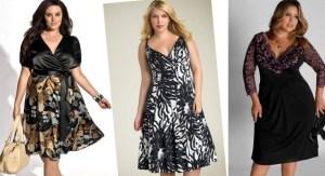 Hermosos vestidos de fiesta para gorditas a la moda (4)