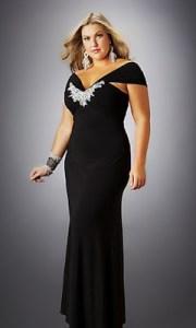 Imágenes de vestidos de fiesta para gorditas (6)