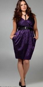 Vestidos de fiesta para gorditas barrigonas (15)