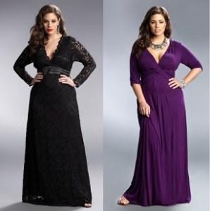 Cortes de vestidos de fiesta para gorditas (1)