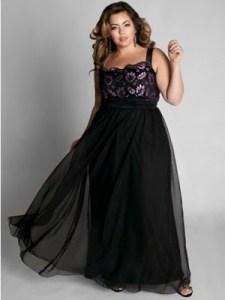 Opciones de vestidos de fiesta para gorditas (12)